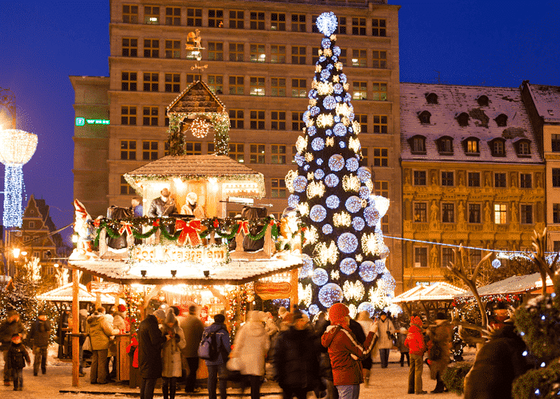Christmas Markets in Poland!