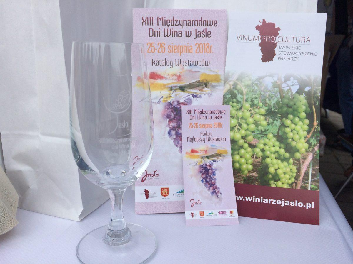 Wine Days Festival in Jaslo, Poland