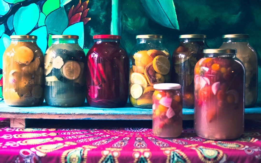 Bringing Pickled Foods Back to Our Plates